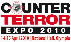 Counter Terror Expo 2010 Logo