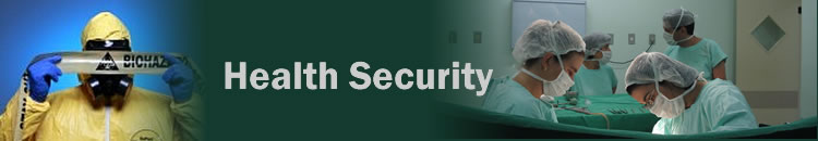 Health Security Header