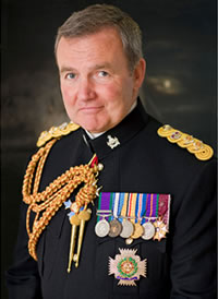 General Sir Nicholas…Current CDS Houghton Picture: Harland Quarrington/MoD